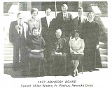 1977 Board of Advisors